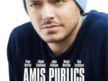 Avant-première du film Amis Publics et soirée à l'Arc