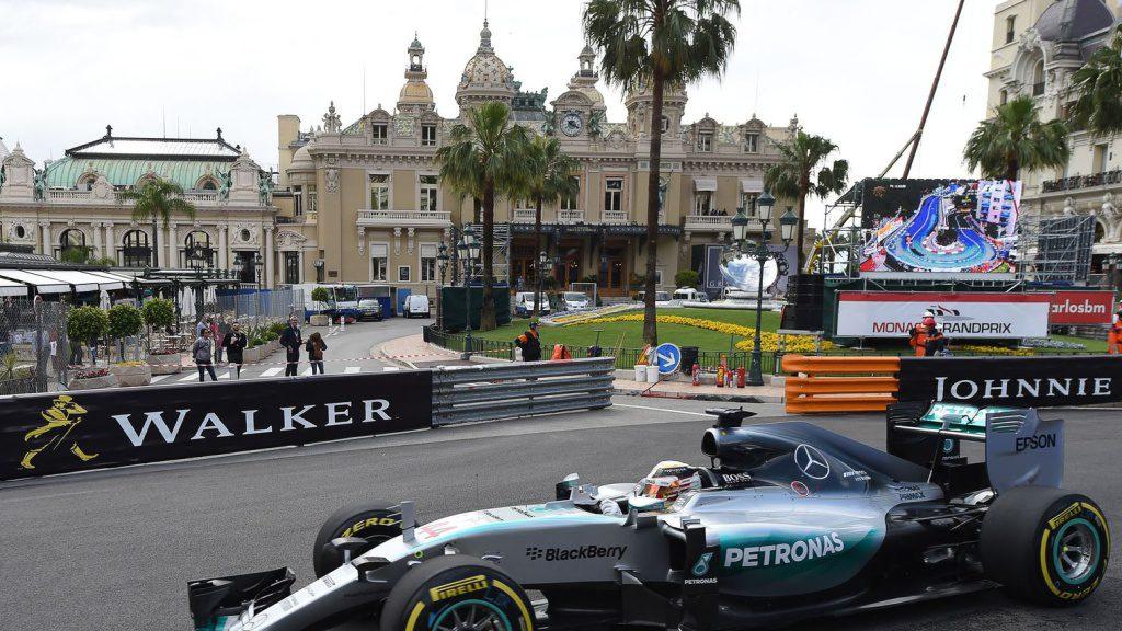 Soirées Grand Prix De Monaco, le programme