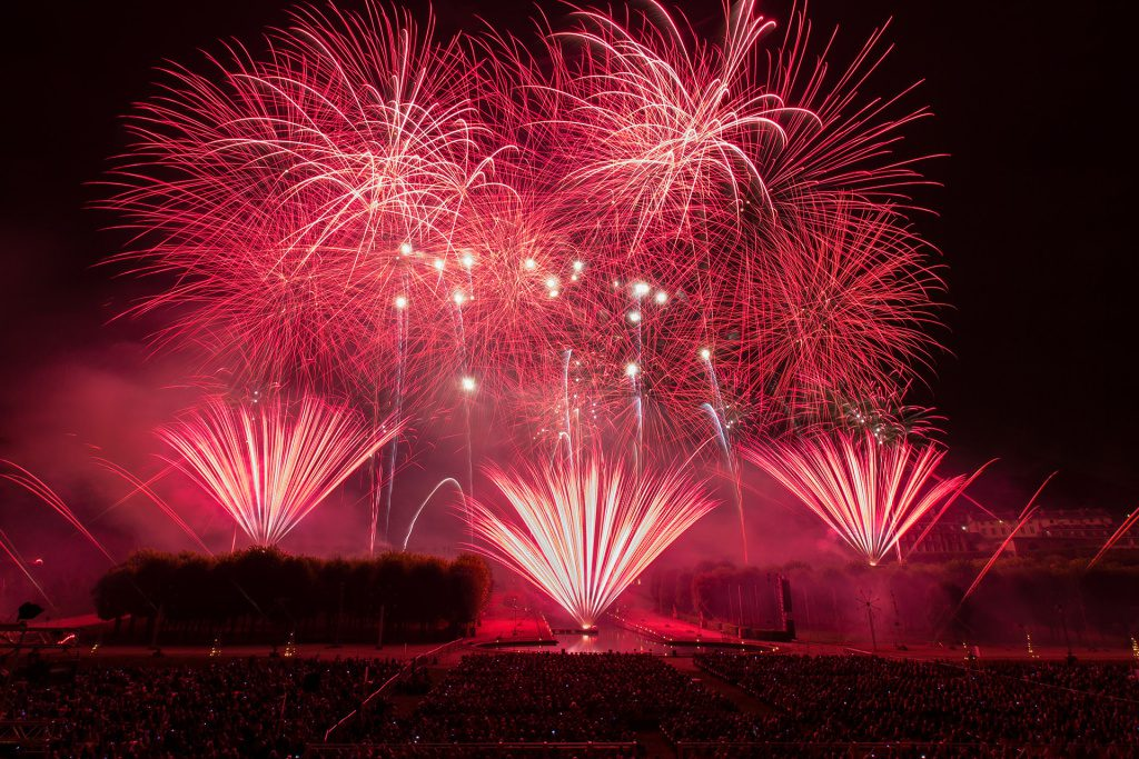 Le Grand Feu de Saint Cloud