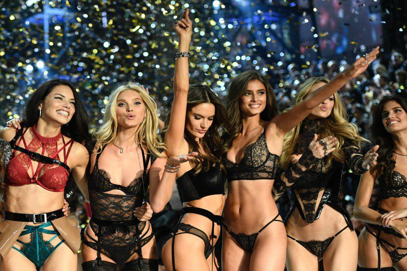 Défilé Victoria's Secret Pparis