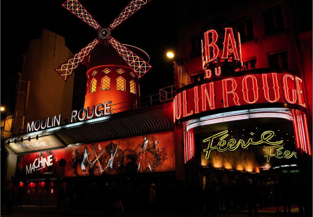 Le Moulin Rouge, revue «Féerie» à voir et à revoir
