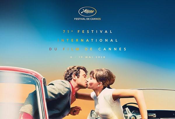 Affiche Officielle du Festival de Cannes 2018