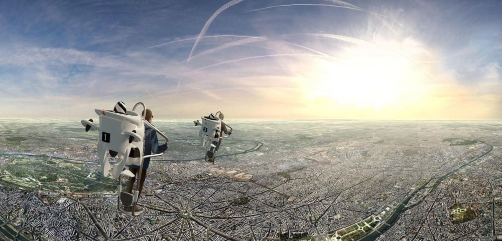 Nouveau ! survolez Paris en réalité virtuelle !