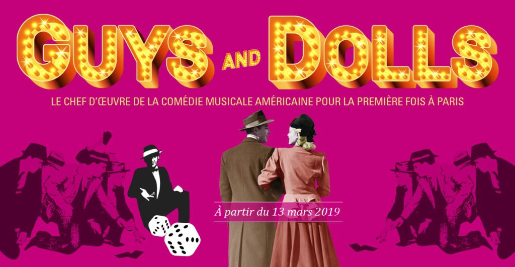 Guys and the dolls