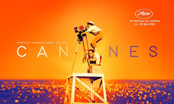 L'affiche officielle du Festival de Cannes 2019