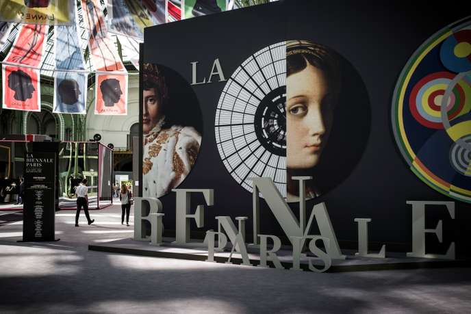 La Biennale de Paris 2019
