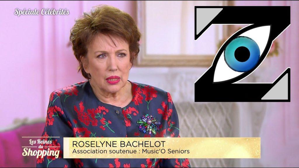 Roselyne Bachelot dans les reines du shopping