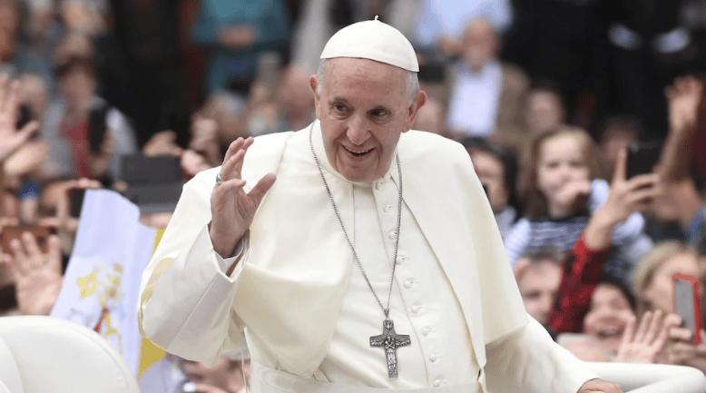Le pape François like une photo «olé-olé» sur Instagram !