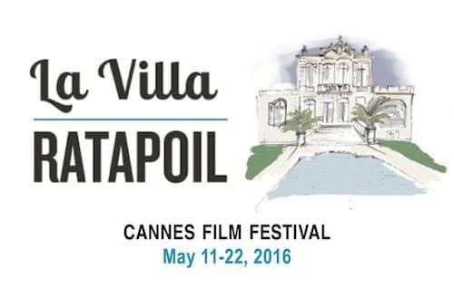 Zoom sur la Villa Ratapoil de Cannes