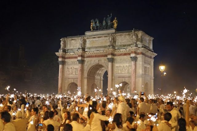 Vernissage Paris et soirées, demandez le programme