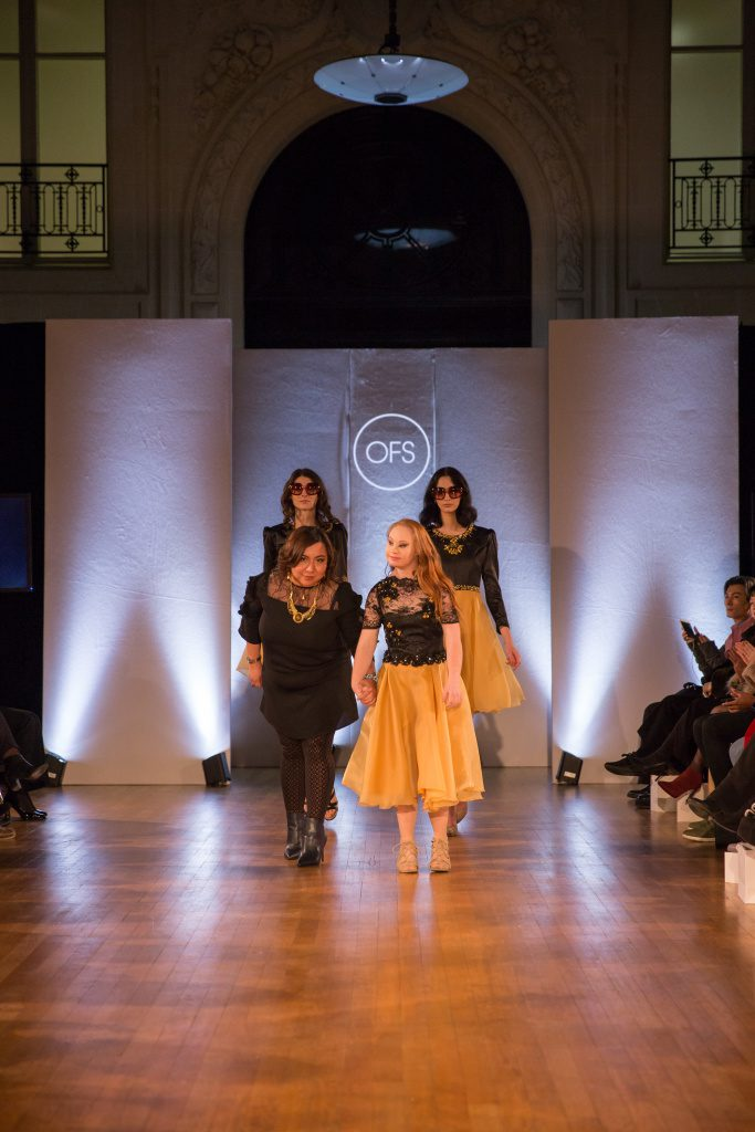 Norish Kareem - Madeline Stuart and Designer