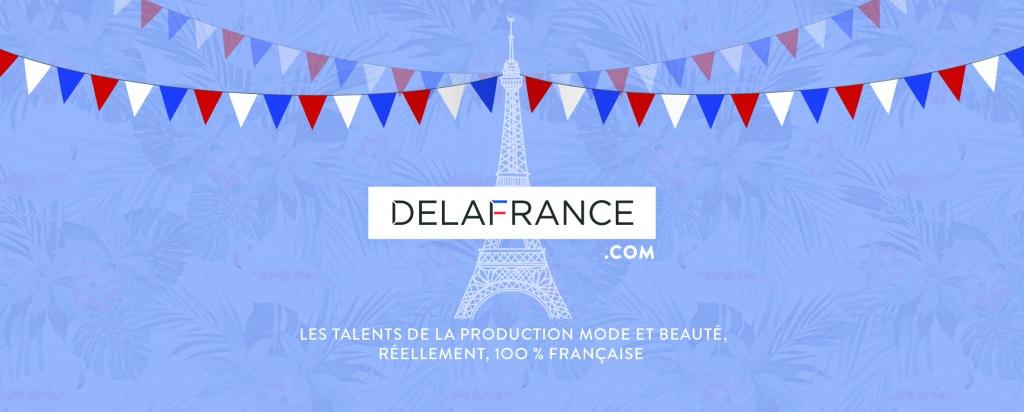 La mode DELAFRANCE, l'e-boutique dédiée au made in France
