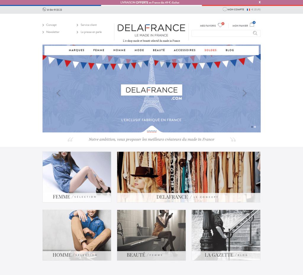 Delafrance-Home