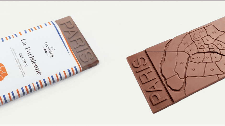 LES 3 DANDIES CHOCOLATS