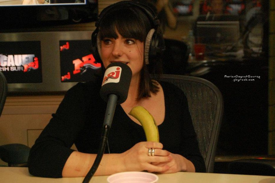 Marion Gagnot Nrj