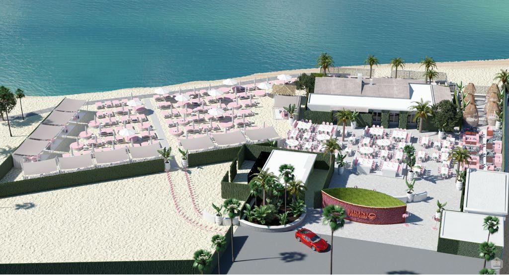 BIKINI by Cathy Guetta, le nouveau restaurant d'Ibiza