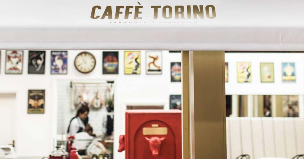 Le Caffè Torino de Martini s'installe à Paris