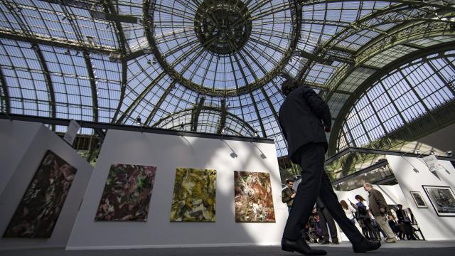 Art Paris Art Fair le vernissage