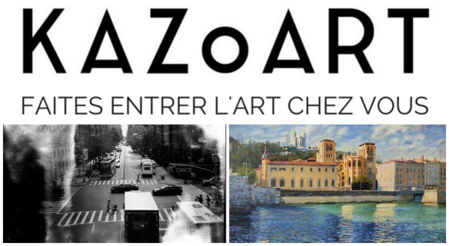 KAZoART, favoriser la découverte des artistes contemporains et des achats d'art
