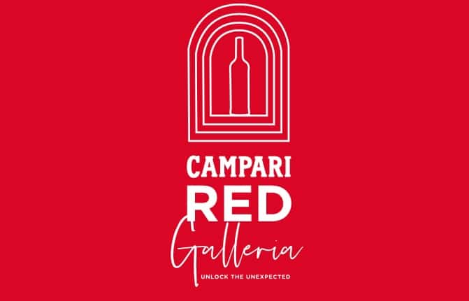 Campari Red Galleria au programme des festivités de la Paris Design Week