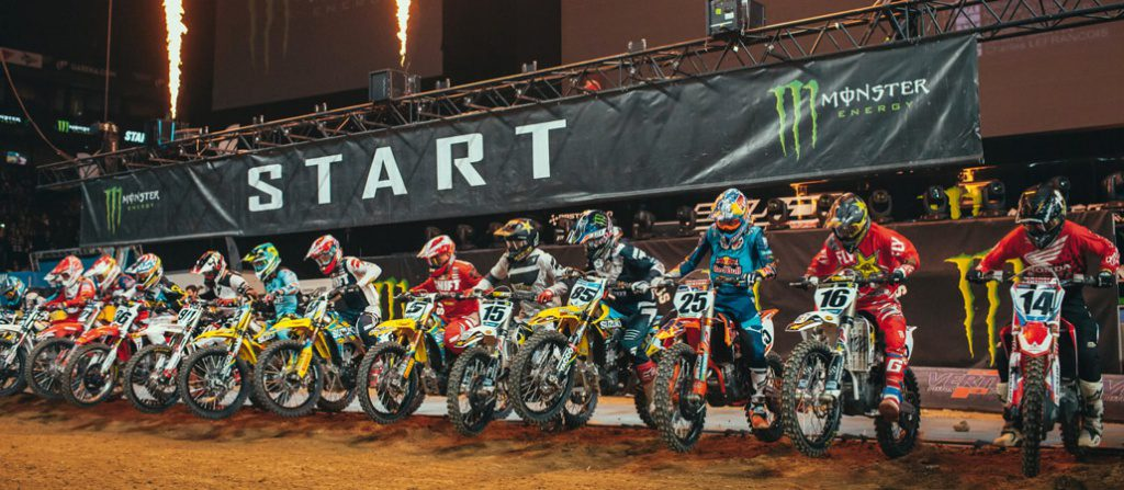 Le Supercross de Paris 2019