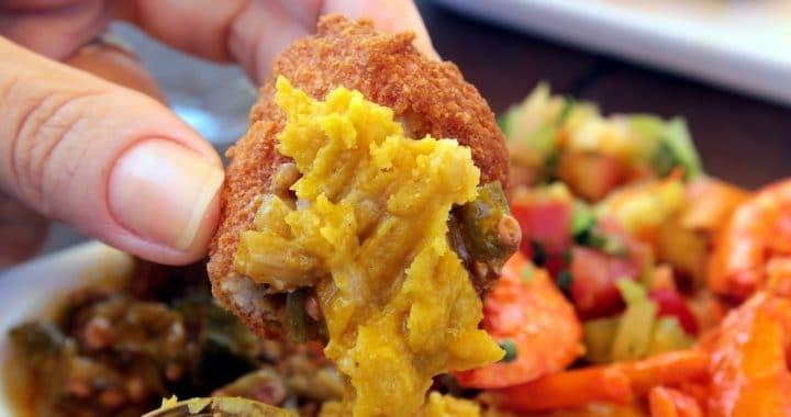 acaraje cuisine brésilienne