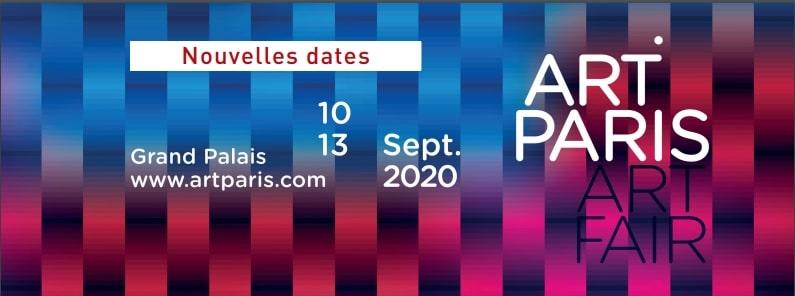 Gagnez votre invitation pour Art Paris Art Fair du 10 au 13 septembre