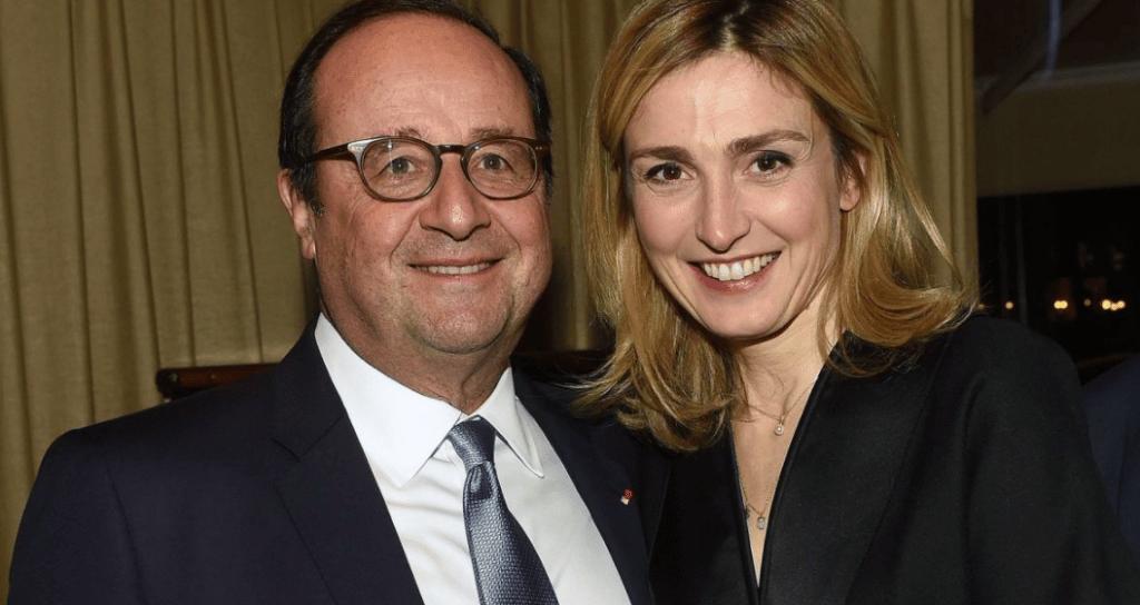 Un déjeuner avec François Hollande et Julie Gayet mis aux enchères pour la fondation GoodPlanet