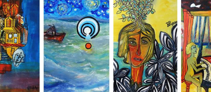 Bernard Pineau : un artiste hors pair