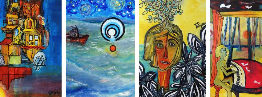 Bernard Pineau, focus sur ce talent artistique passionné de spiritualité