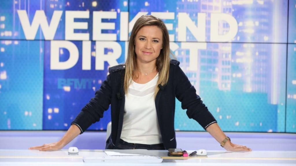 Céline Pitelet : en couple, mariée ou célibataire ?