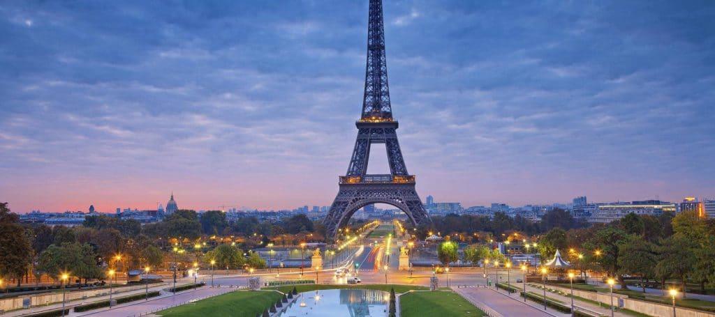 Paris : ville cosmopolite