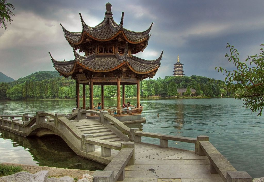 S'assurer une fin de semaine sans nul autre pareil en Chine