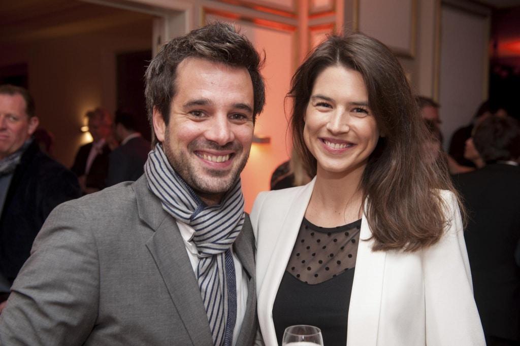 Julie Denayer et son mari : une affaire privée !