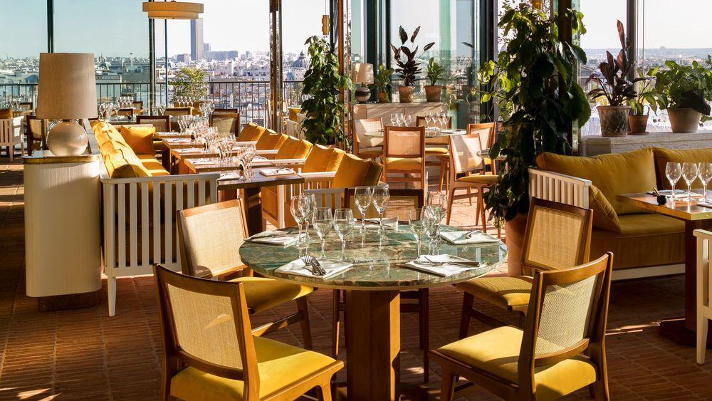 Le Perruche, rooftoop du Printemps Haussmann rouvre le 20 mai 2021