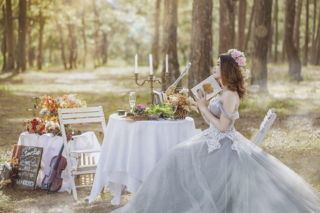 Quelle morphologie pour porter une robe de mariée simple ?