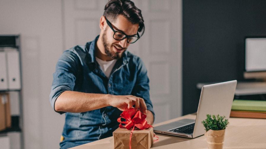 Le choix des cadeaux en entreprise