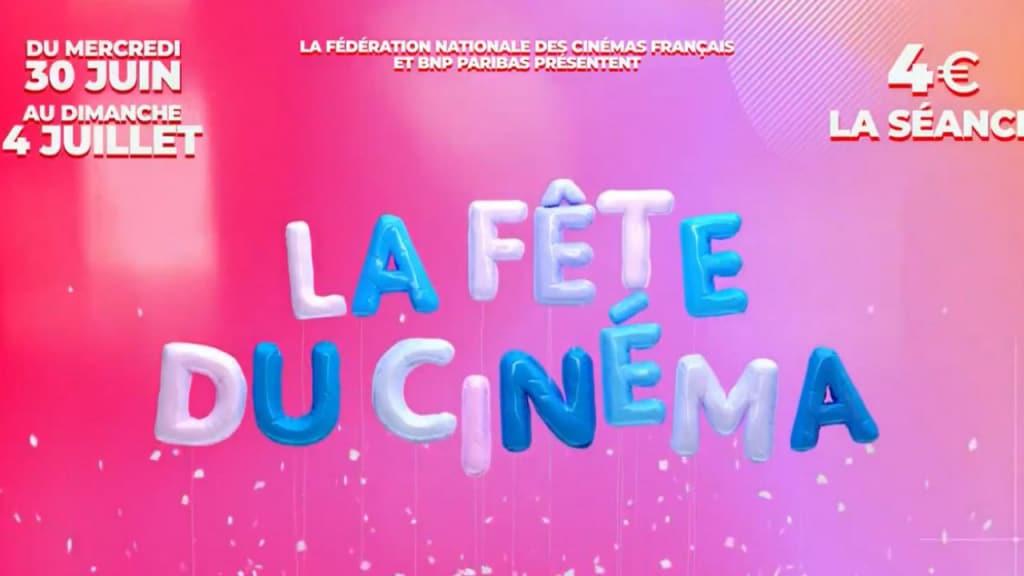 Fête du cinéma : des films à 4 euros