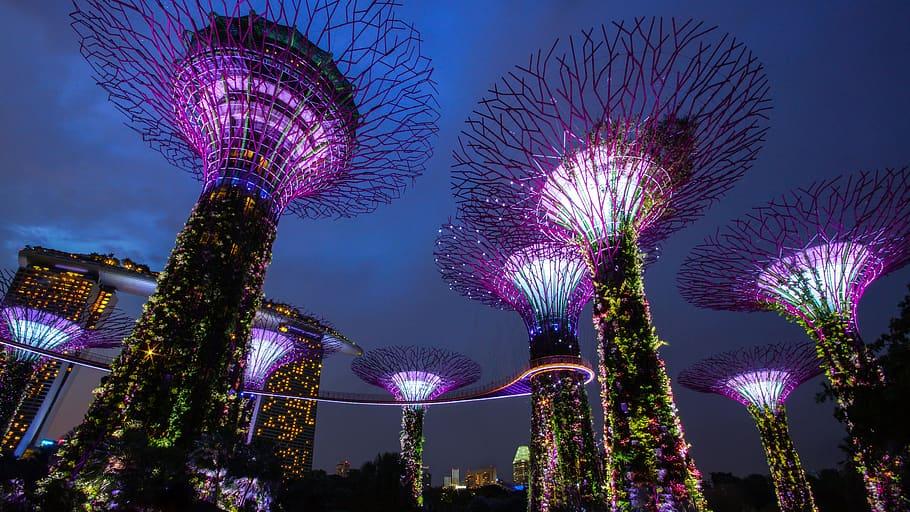 5 lieux incontournables à Singapour