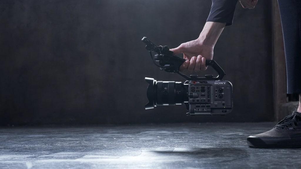 Découverte De La Caméra FX6 De Sony : Nouvelle Camera Cine Line