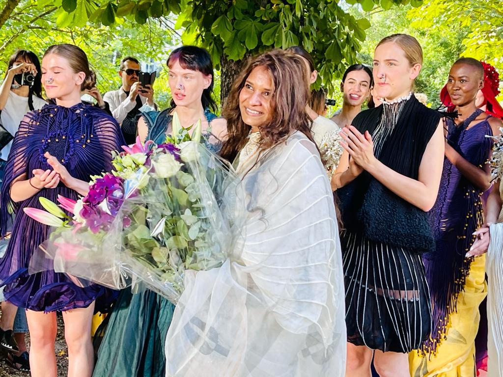 Défilé Haute couture 2021-22 de Vaishali Shadangule