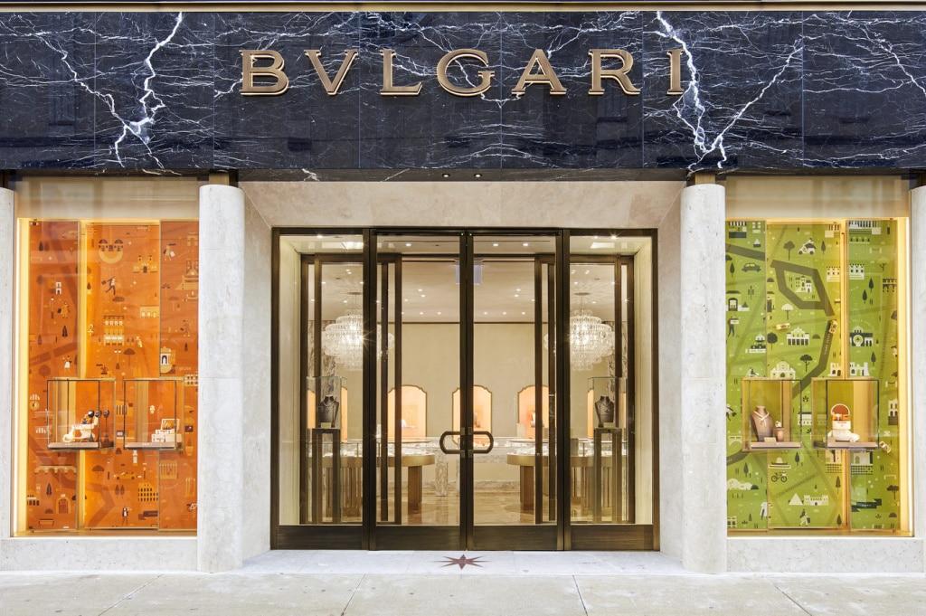 collection magnifica bulgari