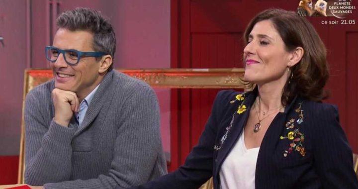 Julien Cohen et sa femme
