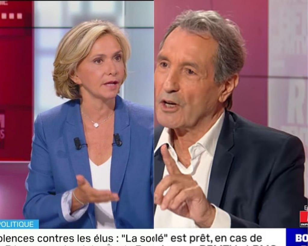 Jérôme Pécresse et sa femme