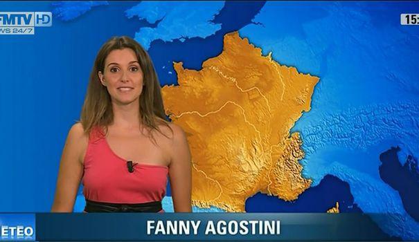 fanny agostini et son compagnon