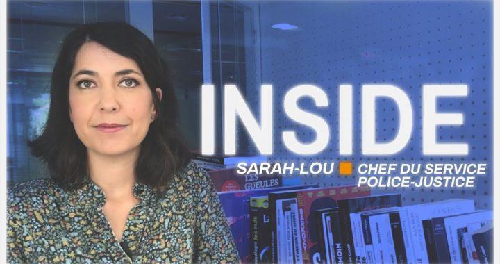 Sarah-Lou Cohen et son compagnon