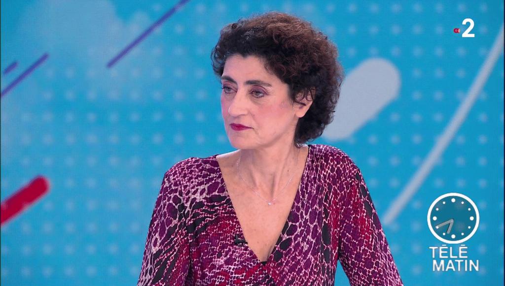 Brigitte-Fanny Cohen et son compagnon