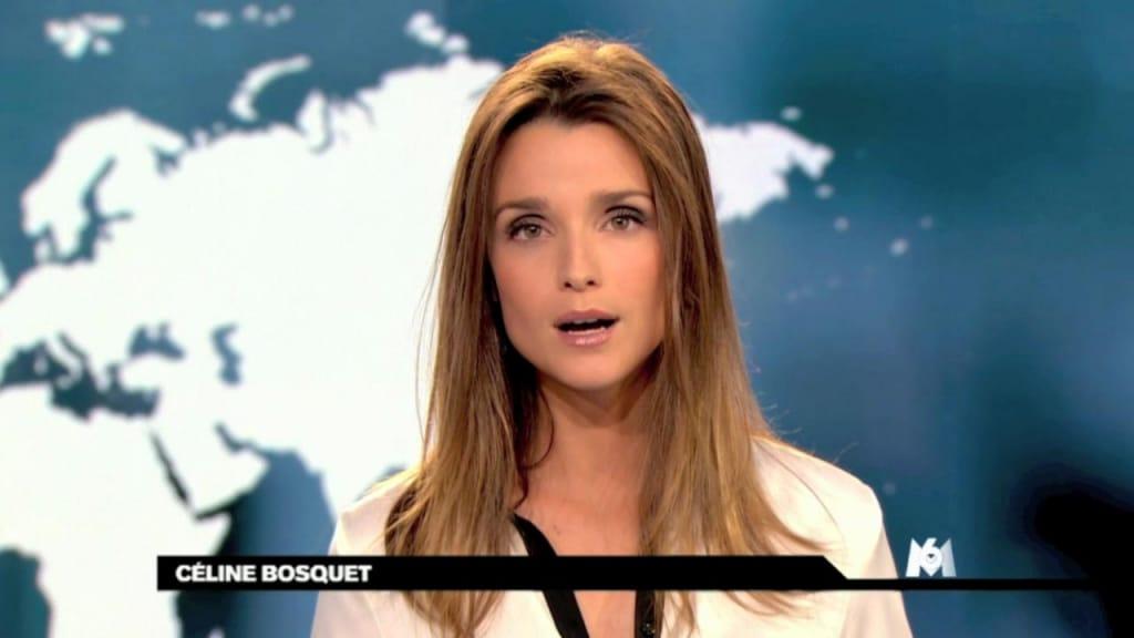 Céline Bosquet et son compagnon