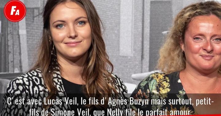 Nelly Auteuil et son compagnon