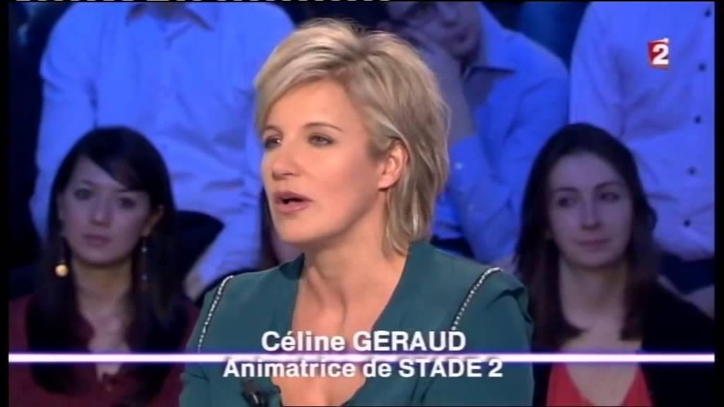 Céline Géraud et son compagnon